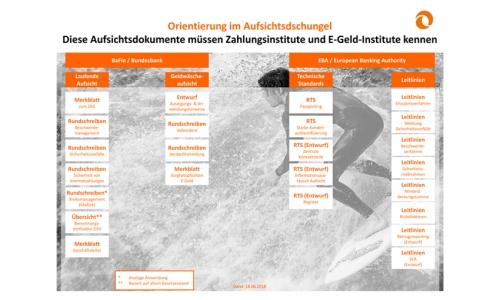 Aufsichtsdokumente für Zahlungs- und E-Geld-Institute | PayTechLaw