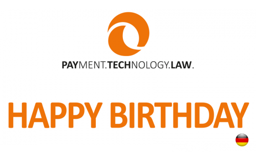 Happy Birthday, PayTechLaw
