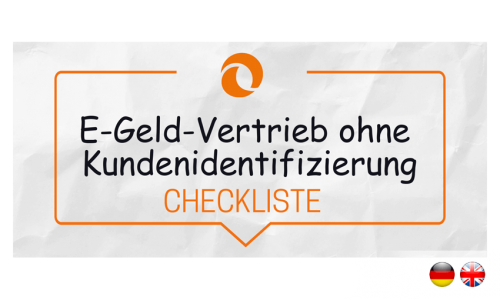 Checkliste § 25i Abs. 2 KWG | PayTechLaw