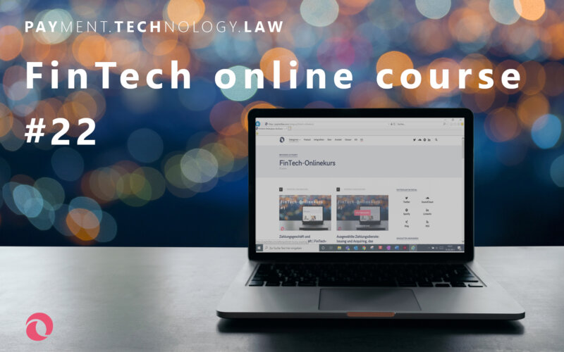 Passporting | PayTechLaw | FinTech online course | sutthinon602