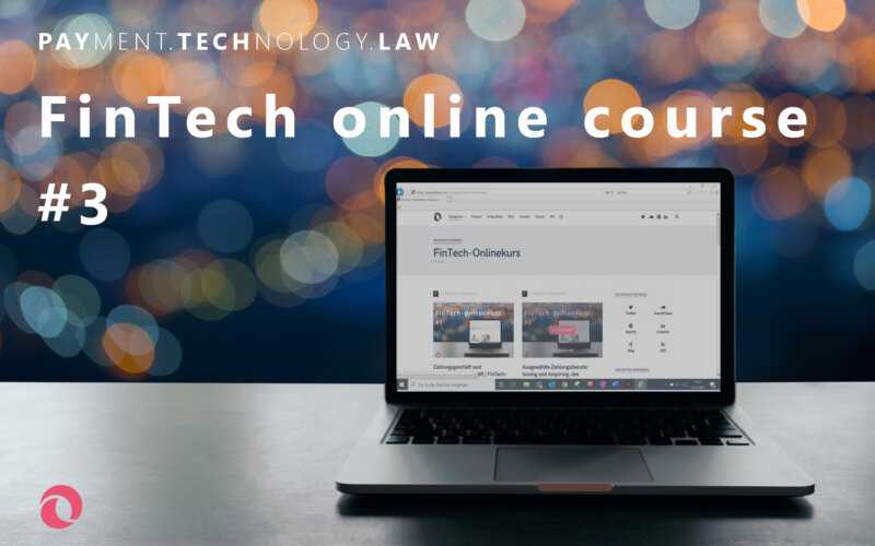 Open Banking   PayTechLaw   FinTech online course   sutthinon602