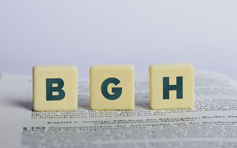 BGH Urteilsbegründung zu den Banken AGB Änderungen | PayTechLaw | N.Theiss
