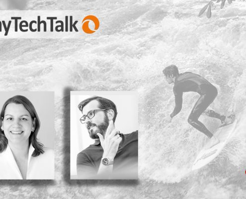 PayTechTalk 12 with Susanne and Frank