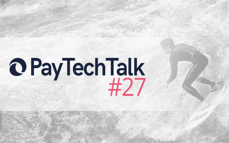 PayTechTalk 27 | Nachhaltige Finanzen | Tomorrow | PayTechLaw