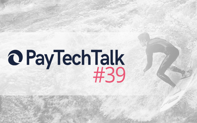 PayTechTalk 39 | AMLD5 | PayTechLaw