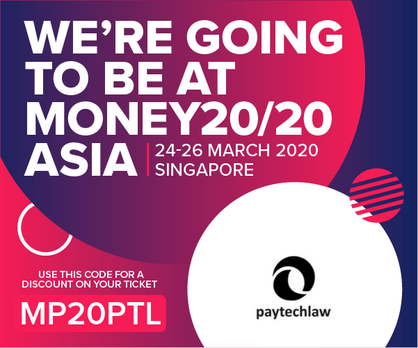 Join the PayTechLaw team at this year's Money20/20 Asia