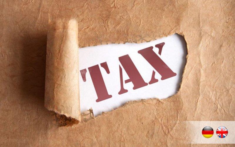 Schenkungsteuer | gift tax | PayTechLaw