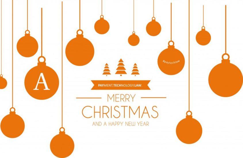 Frohe Weihnachten und erholsame Feiertage | PayTechLaw